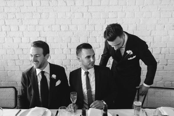 Matt & his boys