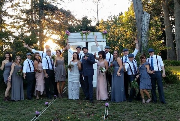 Woodend Wedding Ceremony